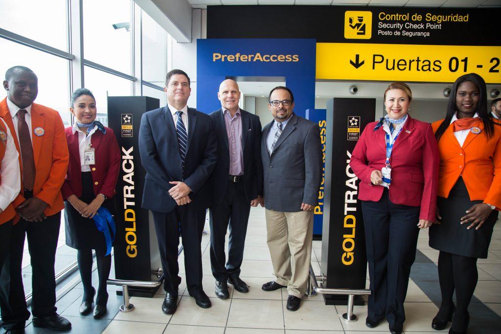 Copa Airlines Prefer Access